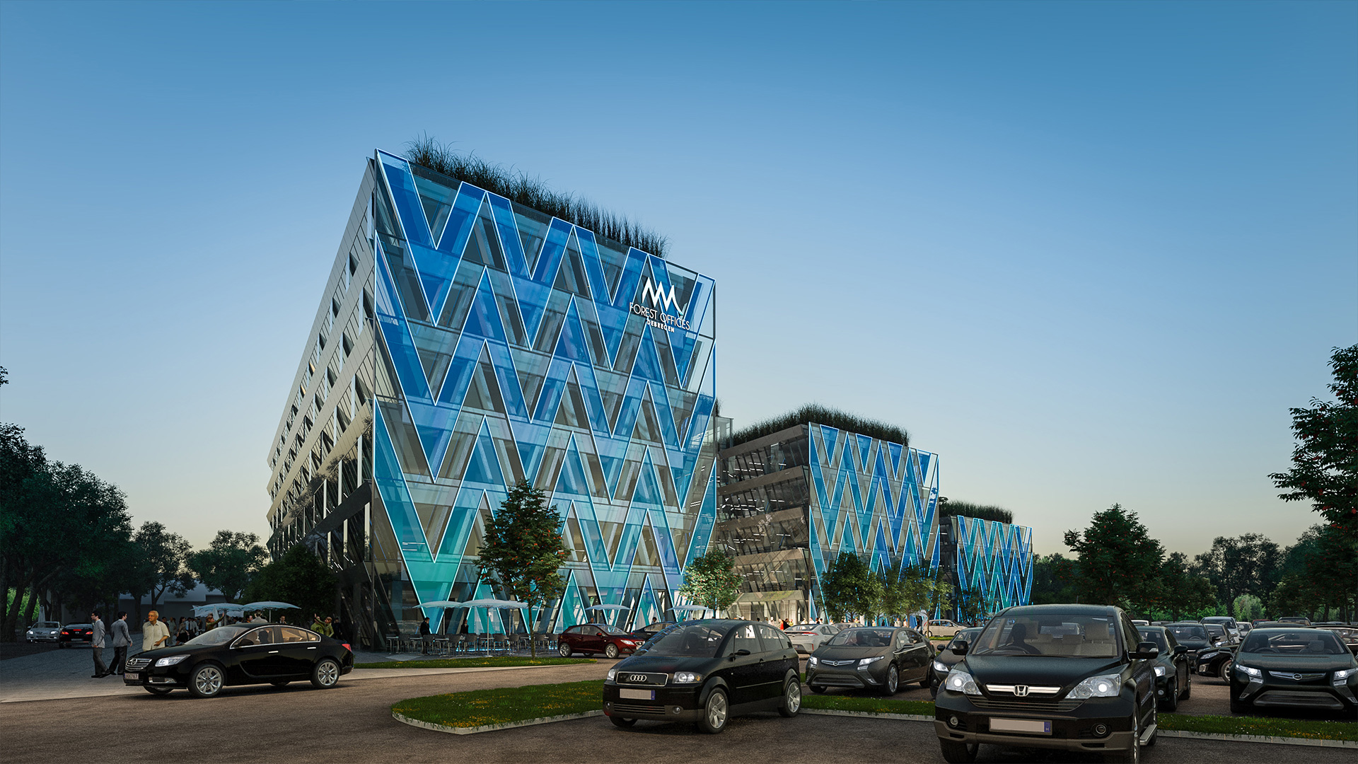 Forest Offices Debrecen  7066084a9c